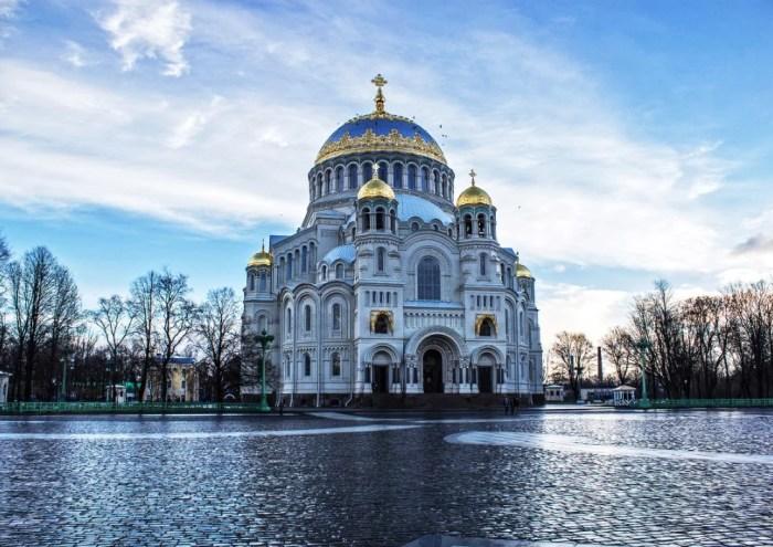 Морской собор в Кронштадте. / Фото: www.yandex.net