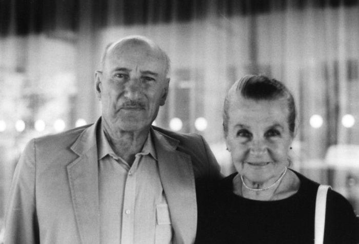 Сергей Герасимов и Тамара Макарова. / Фото: www.1001material.ru