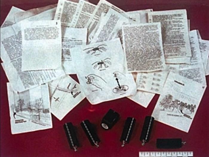 На каждой встрече Толкачёв передавал очень много секретной информации своим кураторам. / Фото: www.kp.by