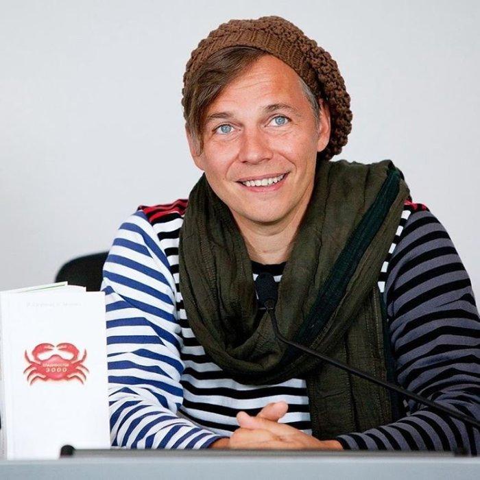 Илья Лагутенко. / Фото: www.mumiytroll.com