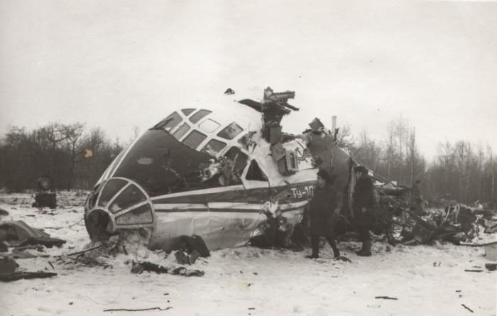 Крушение ТУ-104 практически обезглавило ТиÑоокеанский флот. / Фото: www.legkovmeste.ru