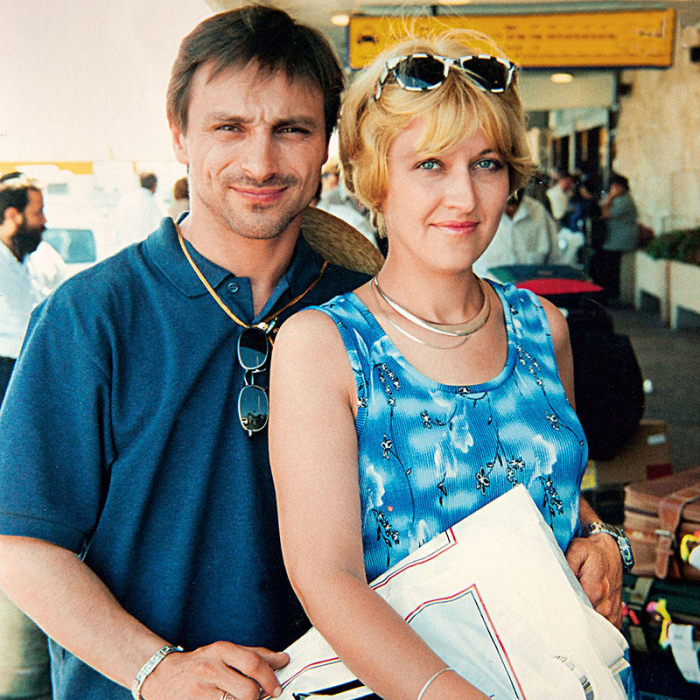 Наталья и Дмитрий Иосифовы. / Фото: www.7days.ru