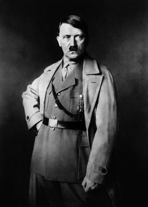Адольф Гитлер. / Фото: www.yandex.net