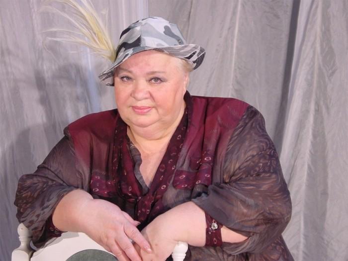 Наталья Крачковская. / Фото: www.livejournal.com