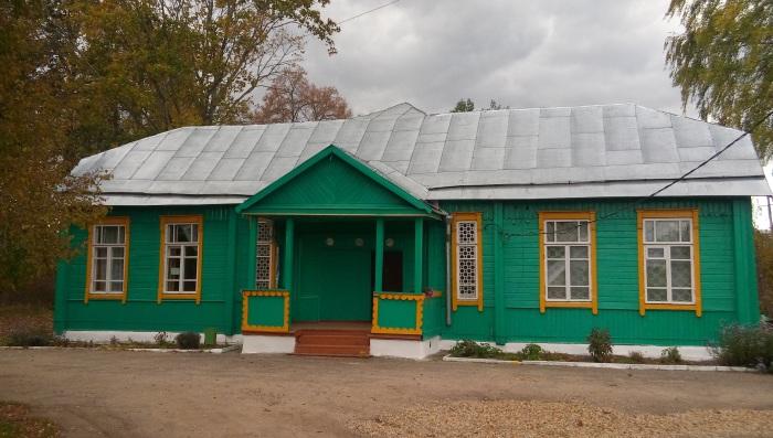 Мемориальный музей М. В. Исаковского. / Фото: www.culture.ru