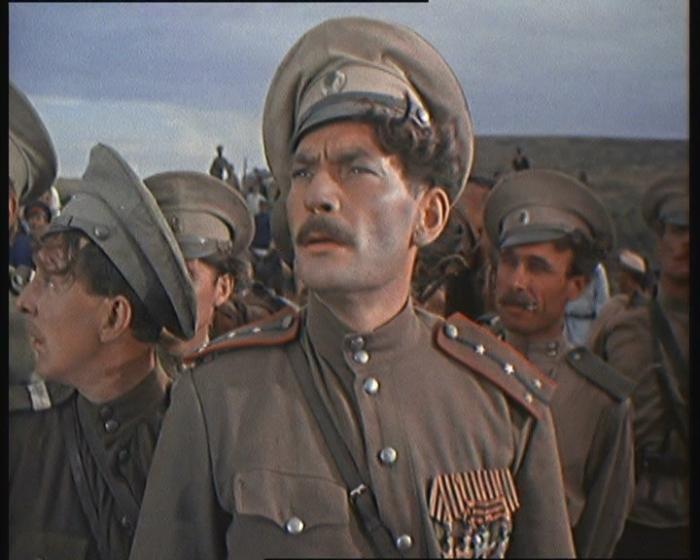 Кадр из фильма «Тихий Дон». / Фото: www.kinocore.com