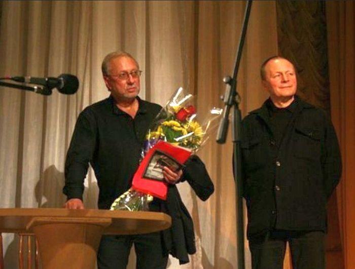 Борис Галкин и Владимир Качан. / Фото: www.userapi.com