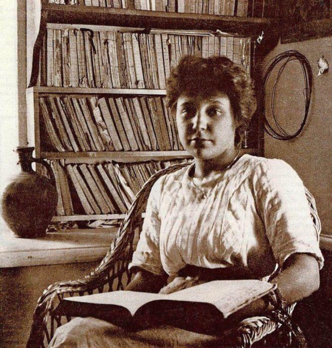 Марина Цветаева. / Фото: www.twimg.com