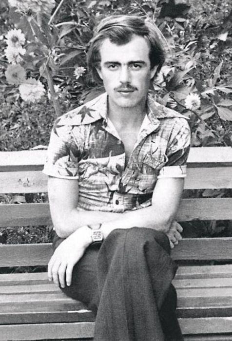 Валерий Магдьяш в молодости. / Фото: www.telesem.ru