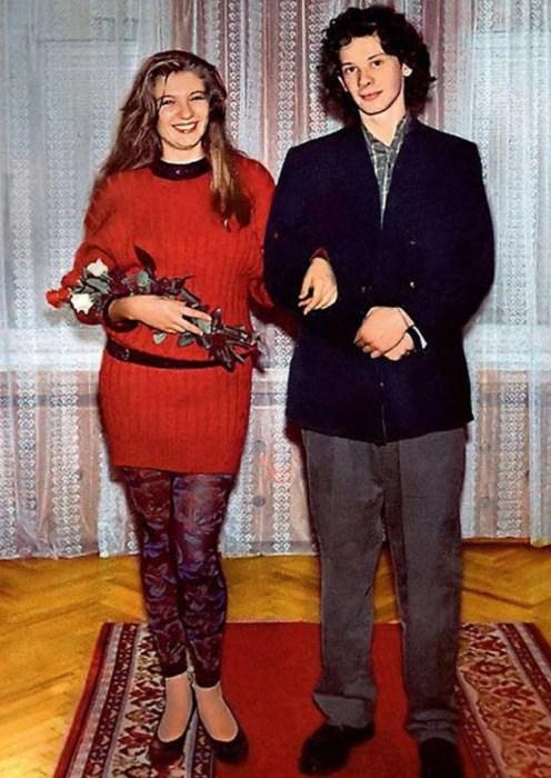 Анна Ардова и Даниил Спиваковский. / Фото: www.woman.ru