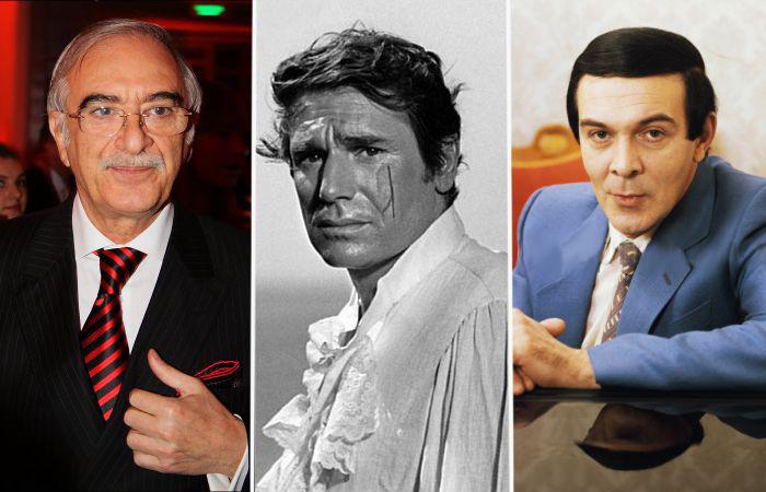 Известные сыновья азербайджанского народа.