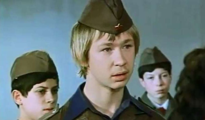 Андрей Гусев в фильме «Доброта». / Фото: www.kino-teatr.ru