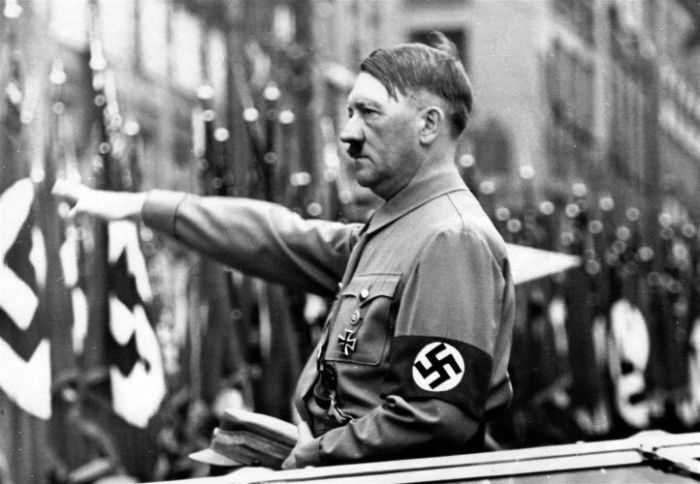 Адольф Гитлер. / Фото: www.ytimg.com