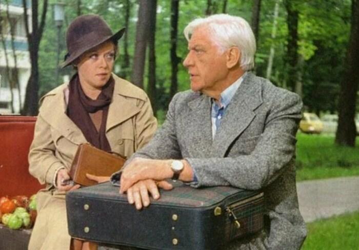 Кадр из фильма «Старомодная комедия». / Фото: www.kinopoisk.ru