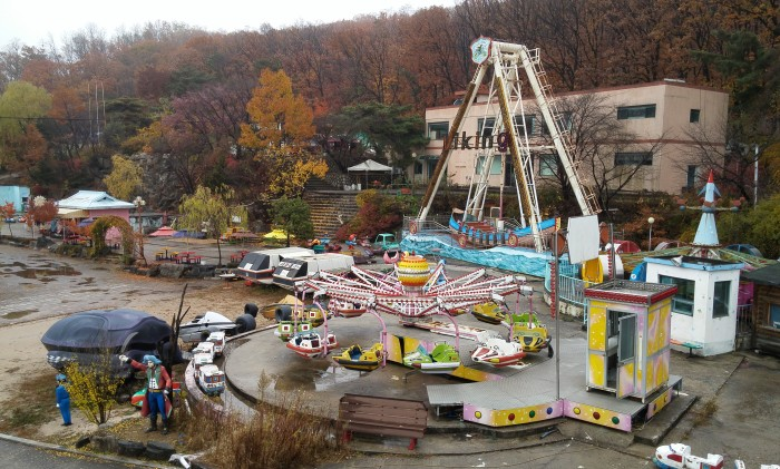 Yongma Land, тематический парк в Южной Корее. / Фото: www.koreaetour.com