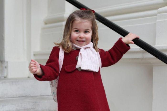 Принцесса Шарлотта. / Фото: www.apdnews.com