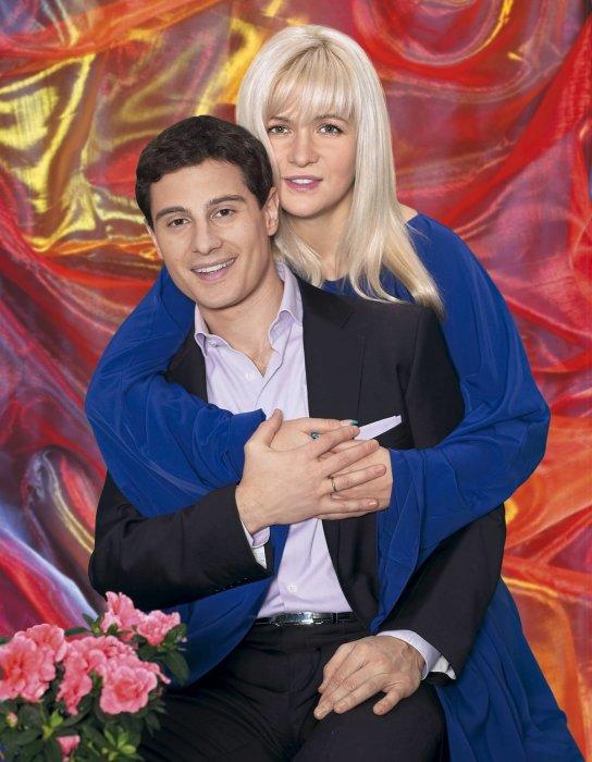 Виктория и Антон Макарские. / Фото: www.yandex.net