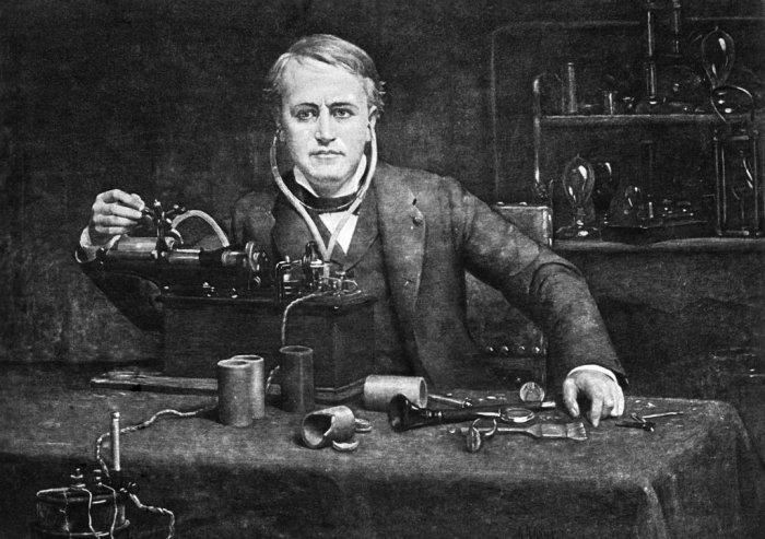 Томас Эдисон. / Фото: www.hswstatic.com