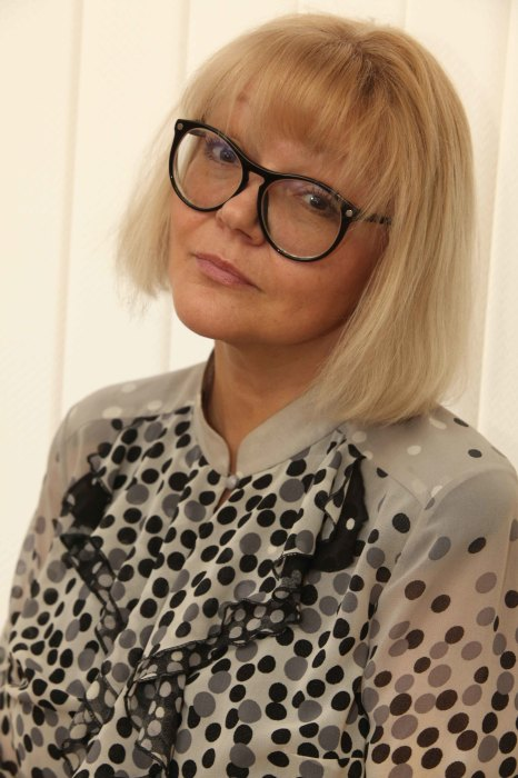 Марина Дюжева. / Фото: www.tmweb.ru