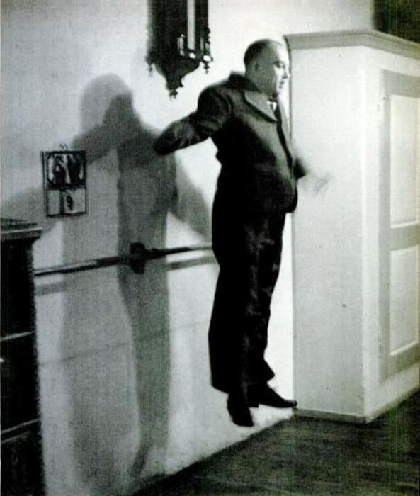 Последний прыжок Вацлава Нижинского. / Фото: www.wyme.ru