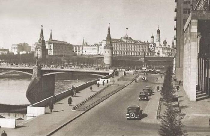 Москва. / Фото: www.mail.ru