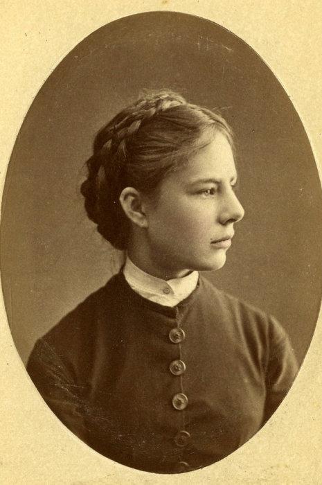 Ольга Белокопытова, 1873 год. / Фото: www.simeiz.gardenacademia.com