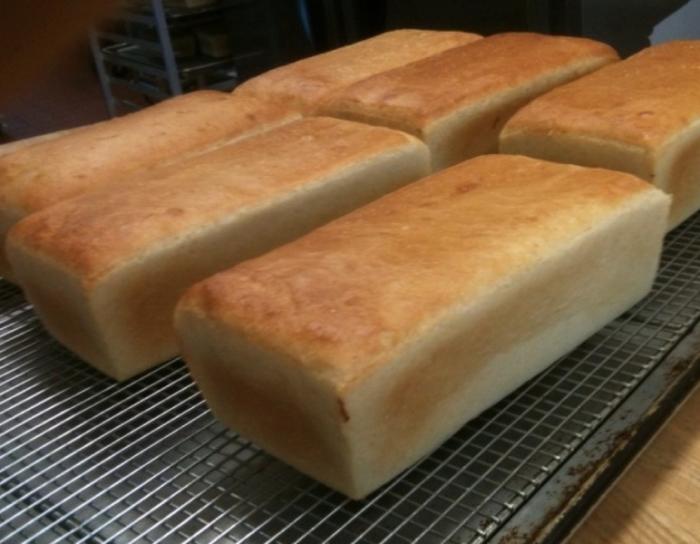 Salt-rising bread. / Фото: www.cookiteasy.net
