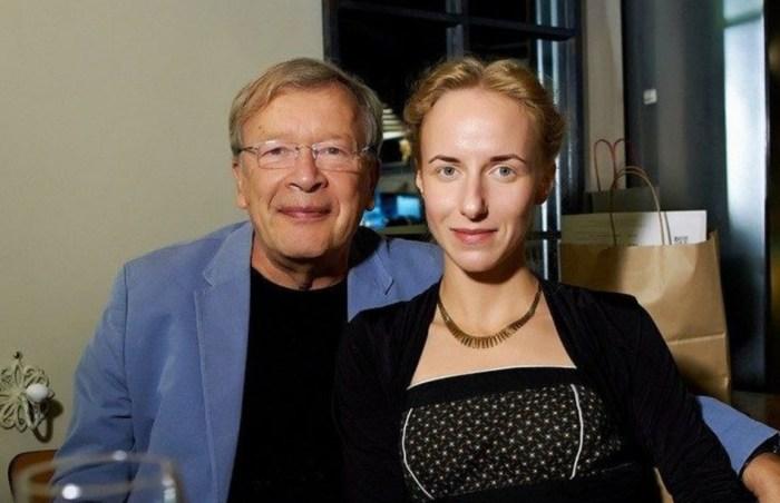 Виктор Ерофеев и Екатерина Тимофеева. / Фото: www.warnet.ws