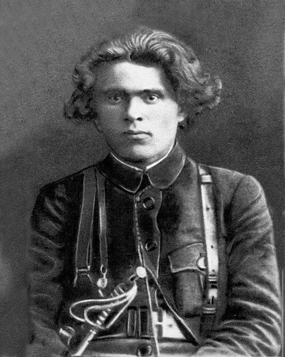 Нестор Махно. / Фото: www.chert-poberi.ru