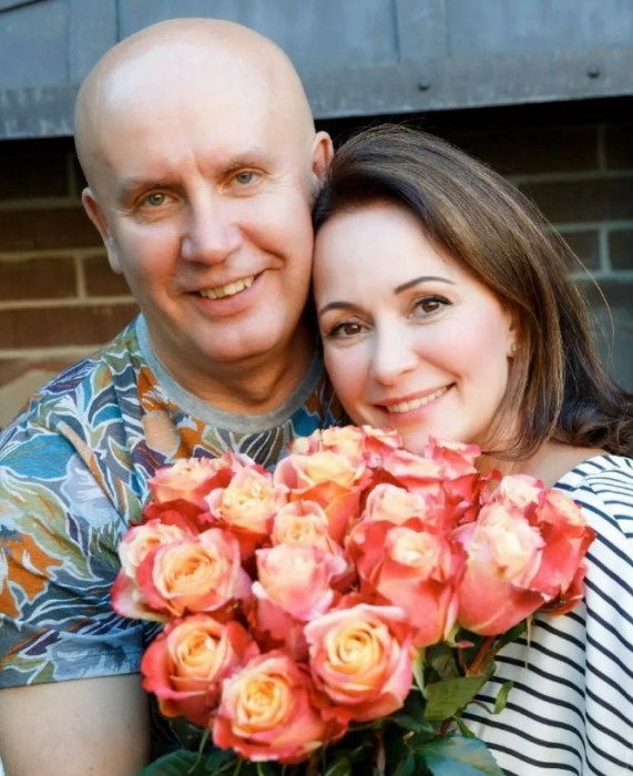 Ольга Кабо и Николай Разгуляев. / Фото: www.yandex.net