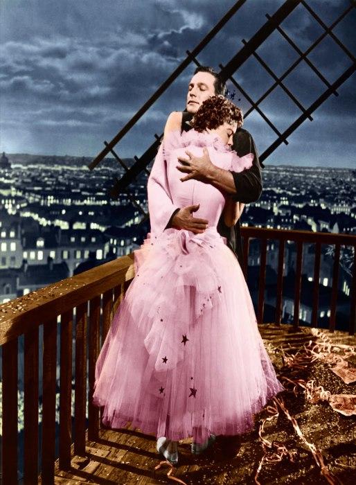 Кадр из мюзикла «Американец в Париже». / Фото: www.kinozon.tv