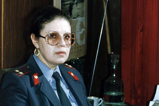 Александра Маринина - потомственный юрист. / Фото: www.yutais.ru