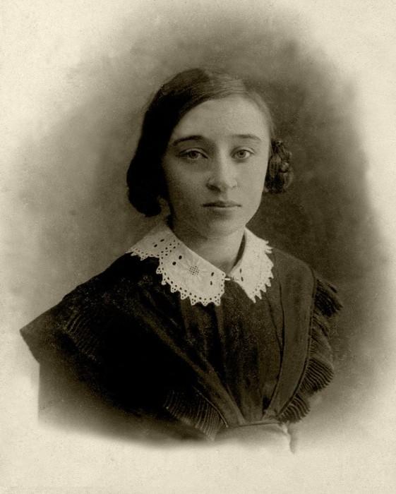 Надежда Хазина. / Фото: www.livejournal.com