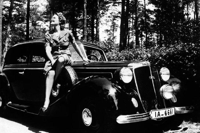 Ольга Константиновна Чехова, 1939 год. / Фото: www.rg.ru