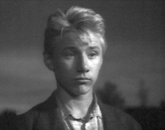 Семён Морозов, кадр из фильма «Прошлым летом», 1962 год. / Фото: www.kino-teatr.ru