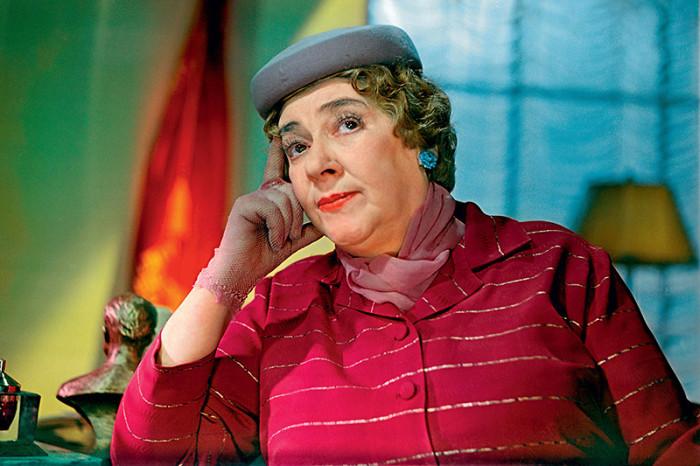 Фаина Раневская. / Фото: www.mtdata.ru