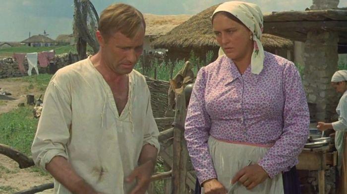 Василий Шукшин и Нонна Мордюкова. / Фото: www.sinemia.com