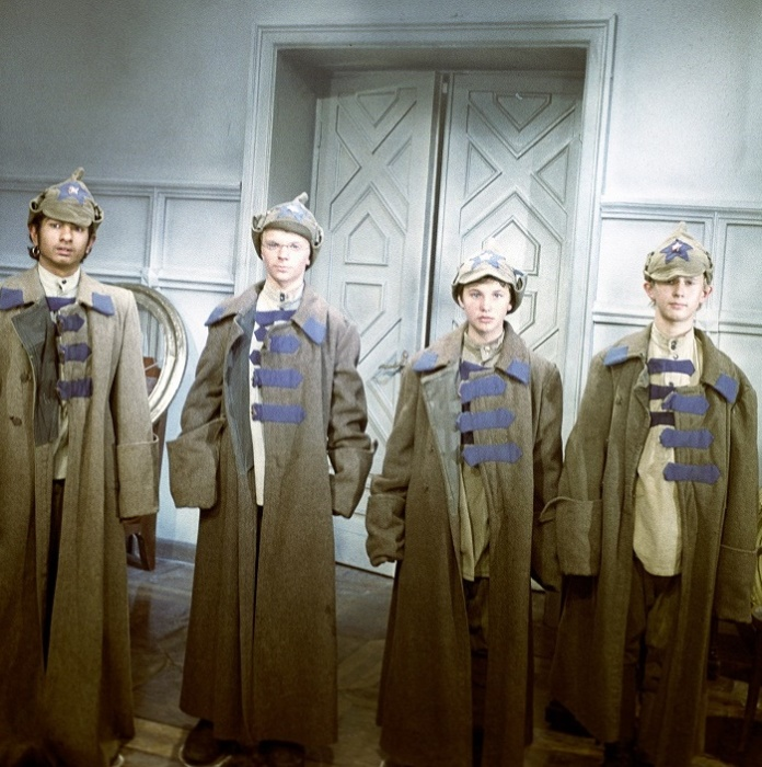 Кадр из фильма «Неуловимые мстители». / Фото: www.ugrapro.ru