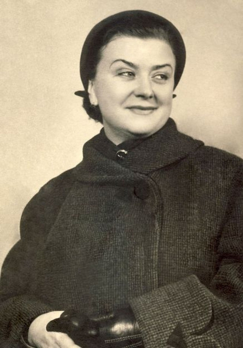 Мария Миронова. / Фото: www.liveinternet.ru