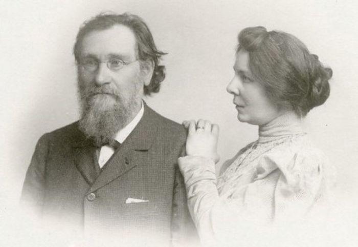 Илья и Ольга Мечниковы. / Фото: www.blogspot.com
