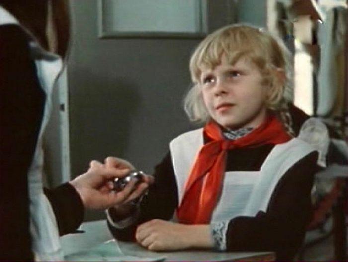Маргарита Сергеечева, кадр из фильма «Где это видано, где это слыхано». / Фото: www.culture.ru