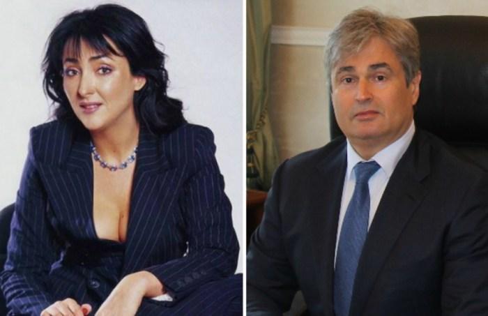 Лолита и Виталий Милявские. / Фото: www.krestyanka.com