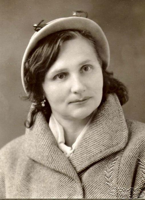 Розалия Котович. / Фото: www.wikimedia.org