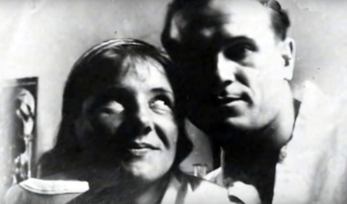 Борис Бабочкин и Екатерина Георгиева. / Фото: www.tvkultura.ru