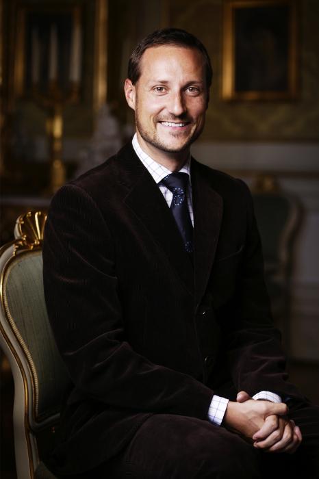Принц Хокон. / Фото: www.royalcourt.no