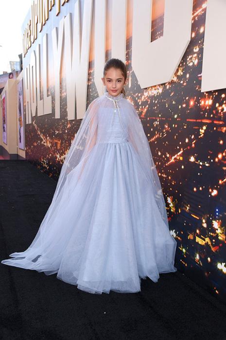 Джулия Баттерз на премьере фильма «Однажды... в Голливуде». / Фото: www.kinokadr.ru
