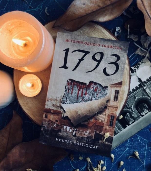Никлас Натт-о-Дага, «1793. История одного убийства». / Фото: www.irecommend.ru