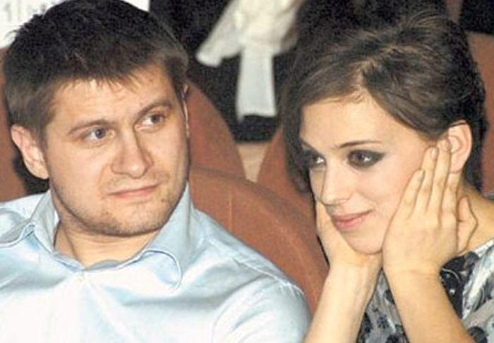 Нелли Уварова и Сергей Пикалов. / Фото: www.beautifulstyle.ru