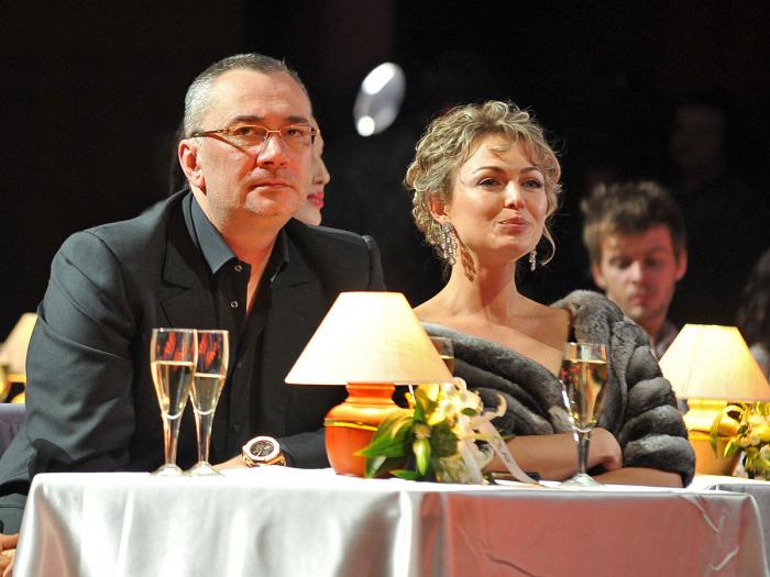 Константин Меладзе и Яна Сумм. / Фото: www.tchkcdn.com