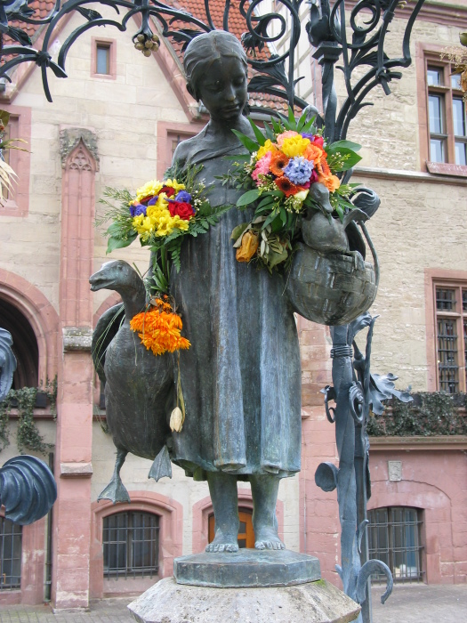 Ganseliesel, Геттинген, Германия. / Фото: www.wikimedia.org